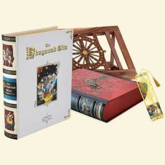 The Bhagavad Gita - Signature Edition Book (With Reading Stand)