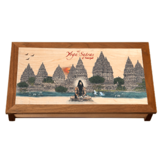 The Yoga-Sutras of Patanjali - Wooden Altar Kit