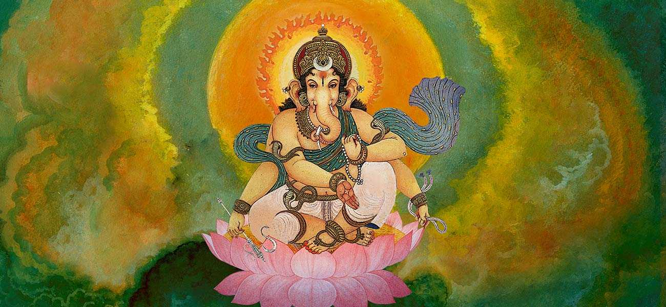 Vinayagar-agaval – A synthesis of two traditions
