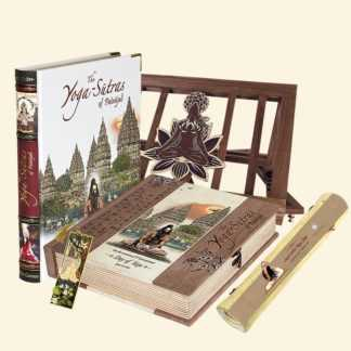 The Yoga Sutras of Patanjali - Signature Edition Book (With Reading Stand)
